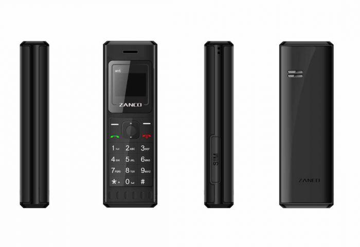 zanco ant smallest mobile phones. Black Bedroom Furniture Sets. Home Design Ideas
