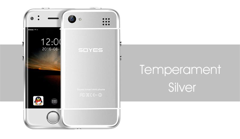 online store 60ab4 cc350 SOYES 6S 4G DUAL SIM